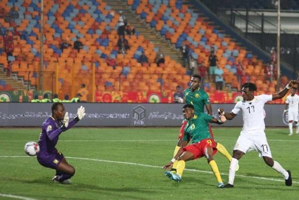 U23 AFCON: Ghana 1-1 Cameroon - Habib spares Black Meteors' blushes in opener