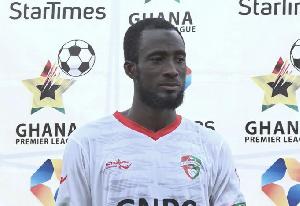 Umar Bashiru Karela United