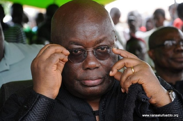 Ghanaians no longer surprised by corruption under Akufo-Addo - Mahama