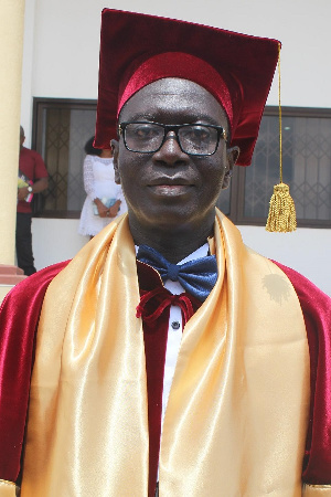 Dr Samuel Ato Duncan