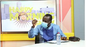 Member of Parliament for the Achiase Constituency, Kofi Ahenkorah Marfo