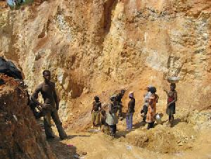 Mining Ghana Communities