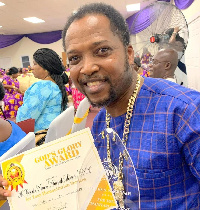 Mr. Charles Nimmo Ntiamoah-Mensah (Mr.CNN)