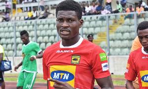 Asante Kotoko SC defender, Emmanuel Agyemang-Badu