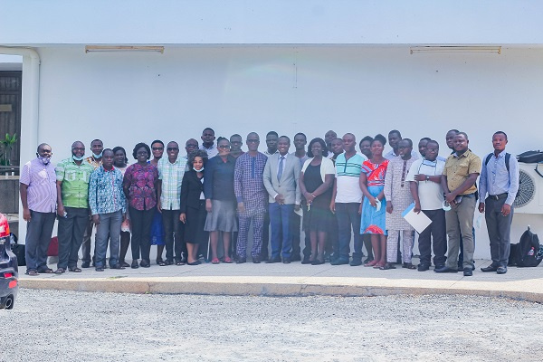 ITECPD equip lecturers from Basic and Early Childhood Education on new B. Ed curriculum