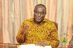 Trade and Industry Minister, Alan John Kojo Kyerematen