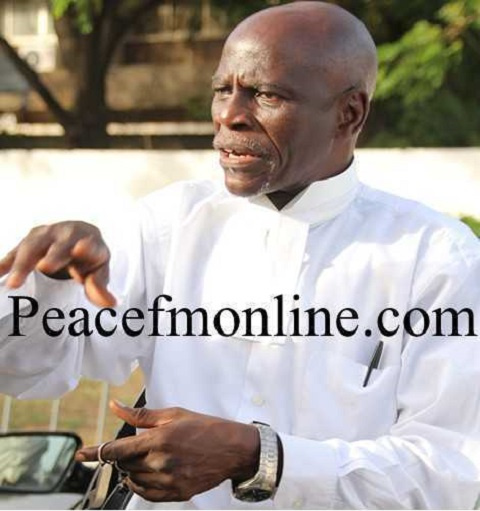 LGBTQI+: Don't use Akoto Ampaw's comments against Akufo-Addo – Rev Opuni Frimpong