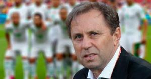 Milovan Rajevac is rumored to be the next Black Stars coach