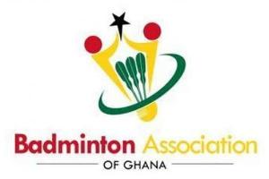 Logo of the Badminton Association of Ghana