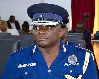 Inspector General of Police, David Asante-Apeatu