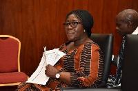 Chief of Staff of Ghana, Akosua Frema Osei Opare