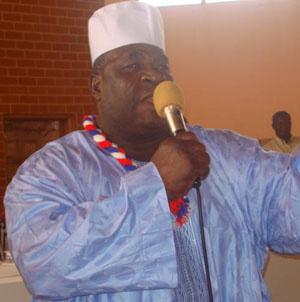 Daniel Bugre Naabu, Northern Regional Chairman of NPP