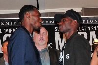 Richard Commey and Robert Easter Jr to face off in a rematch for the title