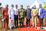 Legon City FC, Gulf Energy to build houses for the Military at Bundase