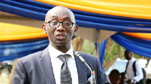 Dr. Kwame Baah Nuakoh, is the Chairman of the GFA Club Licensing Board