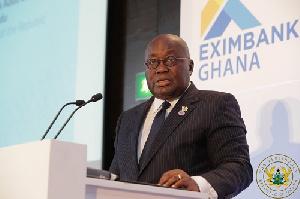 Akufo Addo UK Ghana Investment Summit