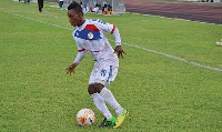 Liberty Professionals player Latif Blessing