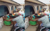 Joseph Bortey Botei beaten for refusing to Kpekple Sprinkling