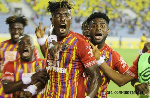 Watch how Hearts of Oak hammered Medeama SC 3-0 to book place in MTN FA Cup final