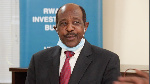 Paul Rusesabagina, whose heroic actions during the 1994 Genocide against the Tutsi inspired the Holl