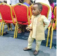 Akwaboah's son