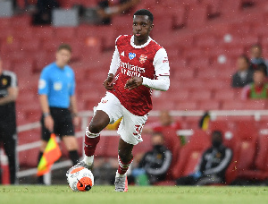 Nketiah has impressed at youth level with England