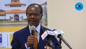 Dr Papa Kwesi Nduom, Chairman of Groupe Nduom