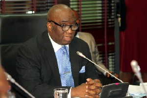 Railways Development Minister, Joe Ghartey