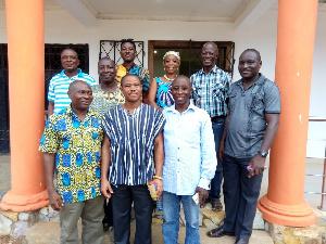 Members of Guan Development Association