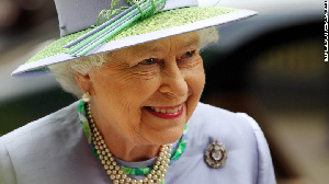 Queen Elizabeth II was fascinated by Elijah Amoo Addo's story