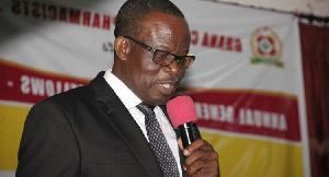 PSGH Pharm Benjamin Kwame Botwe