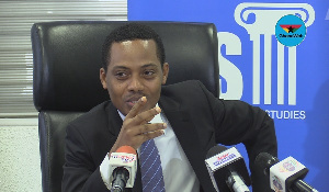Economist at the IFS, Leslie Dwight Mensah