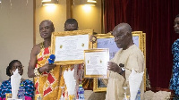Nna Addo said  Prof. J.H. Nketiah's work in the field of music has been globally acknowledged