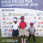 These young golfers have been tipped for greater things