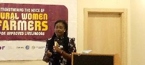 Dr Priscilla Twumasi Baffour, Lecturer, University Of Ghana