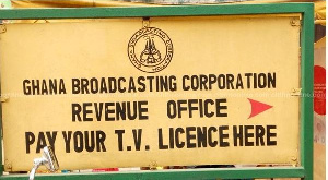 GTV TV License Fee Board