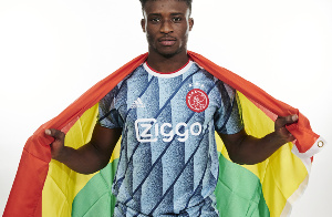 Ghanaian youngster, Kudus Mohammed
