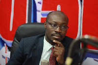 Deputy Minister of Finance, Cassiel Ato Forson
