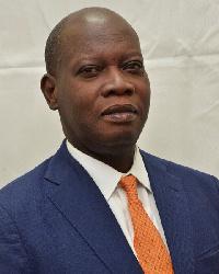 William Tevie, Director General, NCA