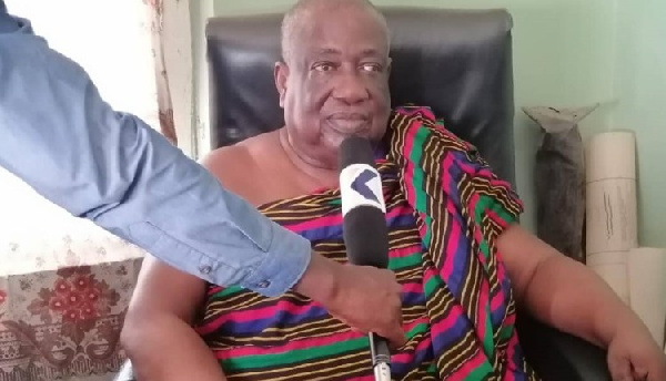 Call your fighting MP, DCE to order – Effiduasehene tells Akufo-Addo