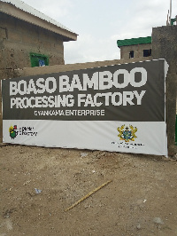 The Boaso Processing factory has received funding to complete construction