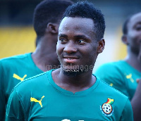 Ghanaian winger, David Accam