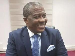 NLA boss, Kofi Osei-Ameyaw
