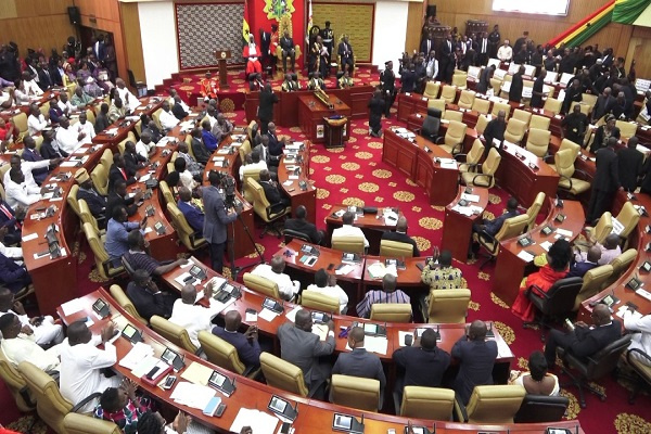 Parliament to debate SONA on February 25