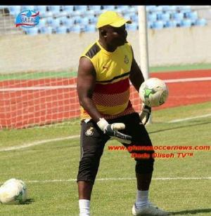 Ex-Ghana international,Ben Owu