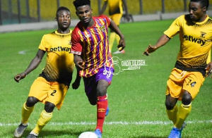 The Miners travel to face Hearts of Oak on November 24