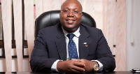 Dr. Nii Kotei Dzani, CEO-Ideal Financial Holdings.