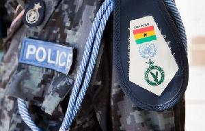 Police Uniform Lskdjshd
