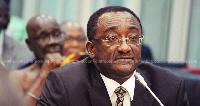 Agric minister, Dr Afriyie Akoto Osei
