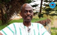 Johnson Asiedu Nketia, General Secretary of the National Democratic Congress